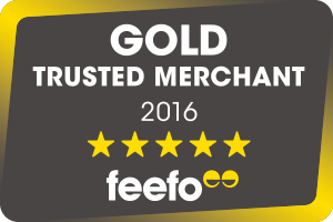 ESPO named Feefo Gold Trusted Merchant 2016