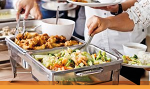 We've launched our new Catering Services framework (704_18)