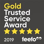 ESPO wins Feefo Gold Trusted Service Award for fourth year running
