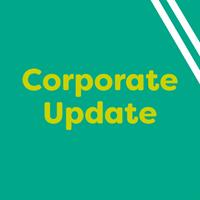 Corporate Update - Autumn 2020