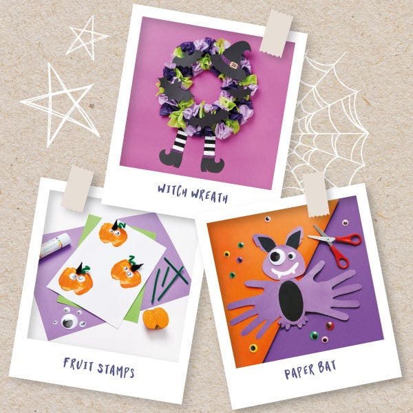 Spooktacular Craft Ideas For The Whole Class