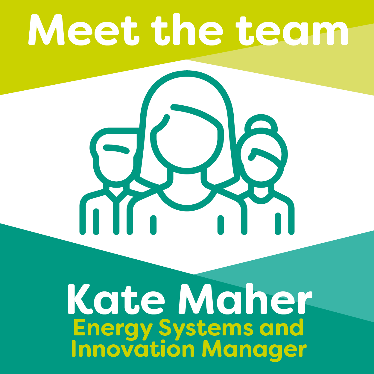 Meet Kate Maher, our Energy Systems and Innovation Manager