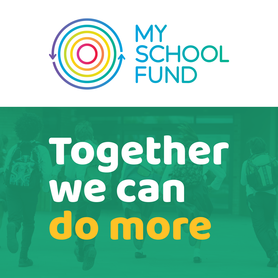 Promoting My School Fund to your school's network