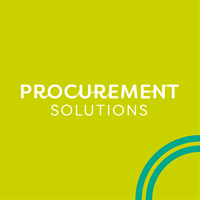 Here to help with our Procurement Solutions Reference Guide