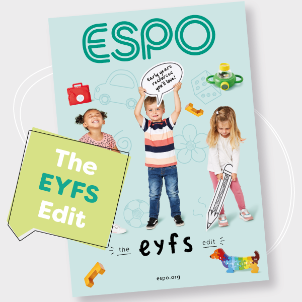 The EYFS Edit