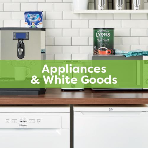 Appliances & White Goods
