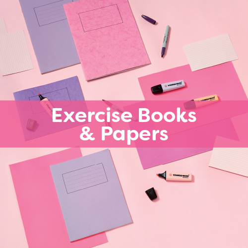 Exercise Books & Papers